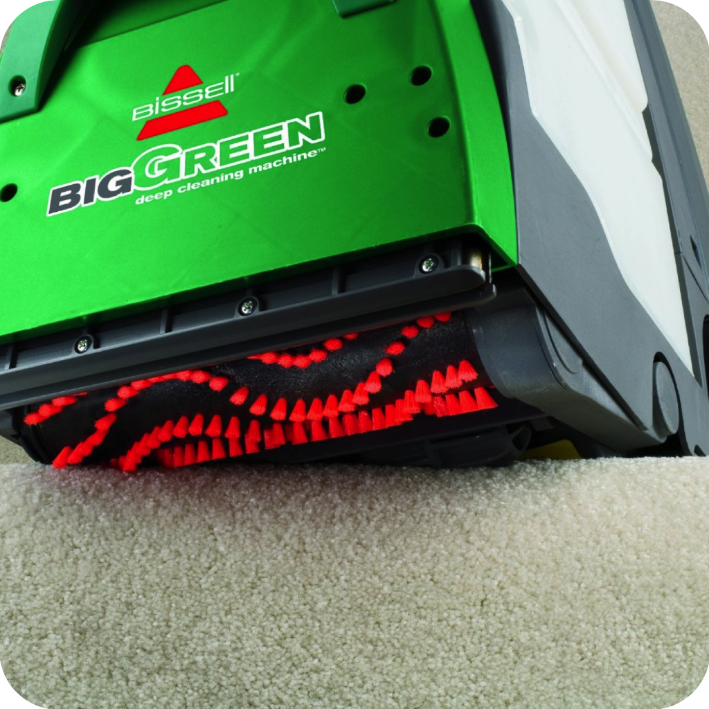 carpet cleaning bissell